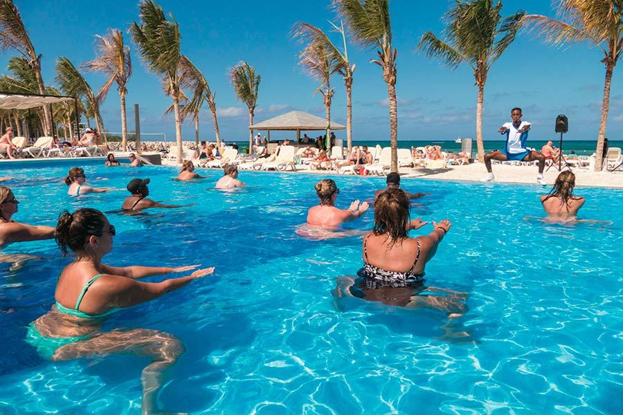 <?php echo Hotel RIU Reggae Montego Bay.