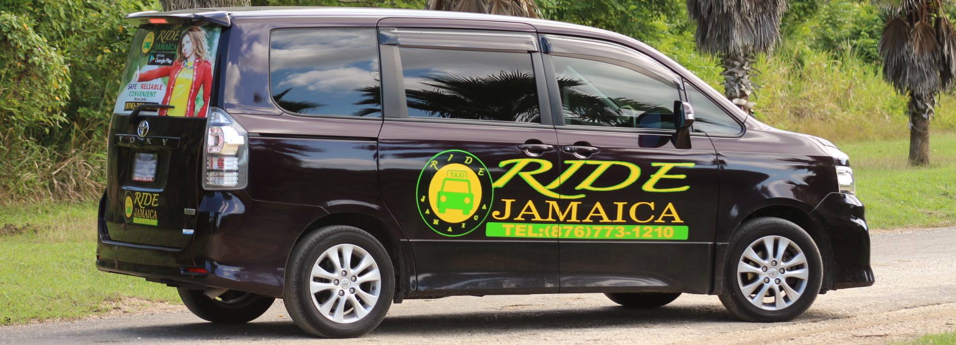 Ride Jamaica Airport Transfers from montego bay to negril